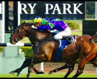 Hat-Trick for Invincible Knight